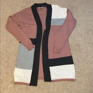 ALMOST NEW Loft Outlet Long Sleeve Duster
